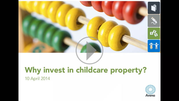 Why invest in childcare property?